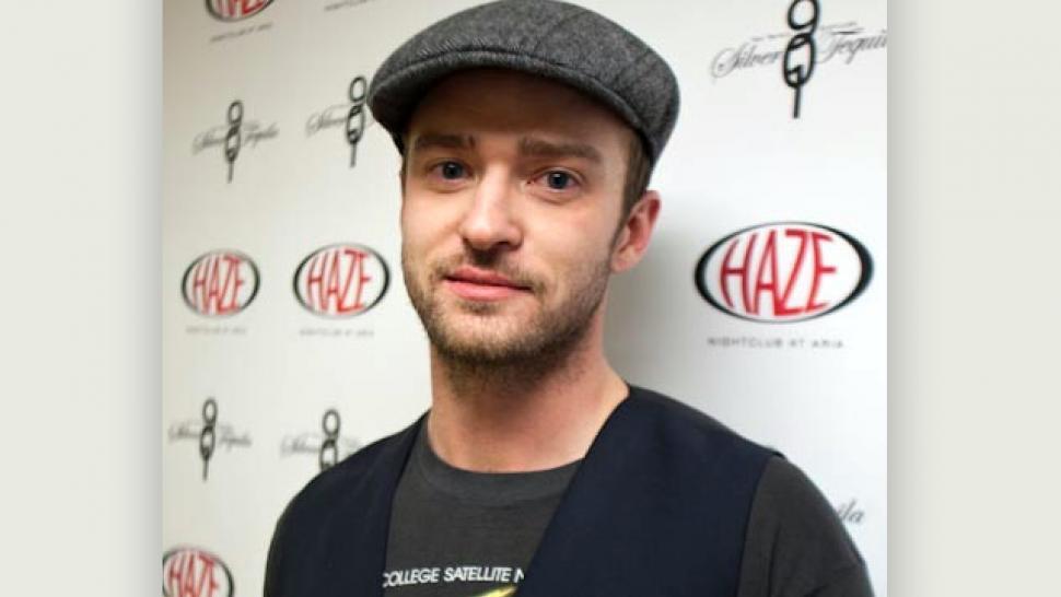 Justin Timberlake Naked Music Video on Vevo Tunnel Vision