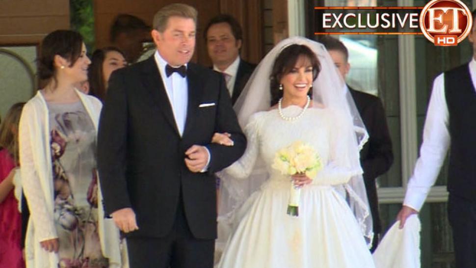 Marie osmond and husband