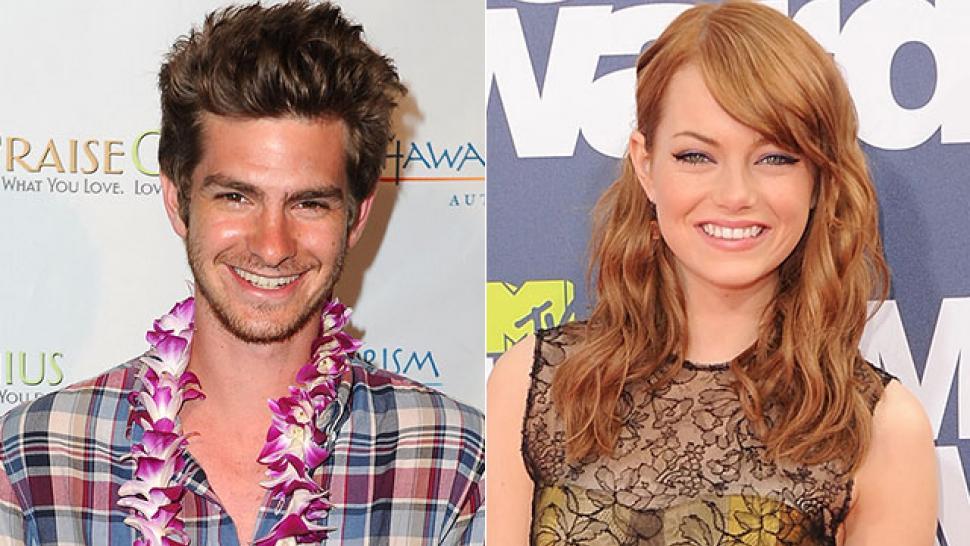 Andrew Garfield Emma Stone dating 2011 dating websites nieuw jaar