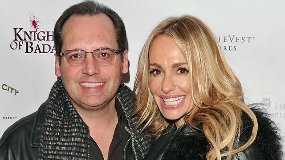 Taylor Armstrong married