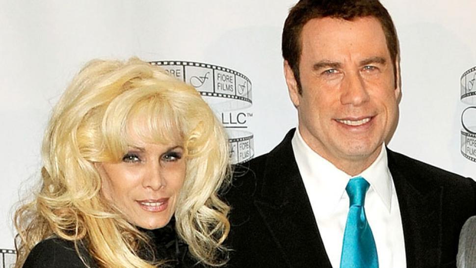 john travolta visits widow of mob boss john gotti