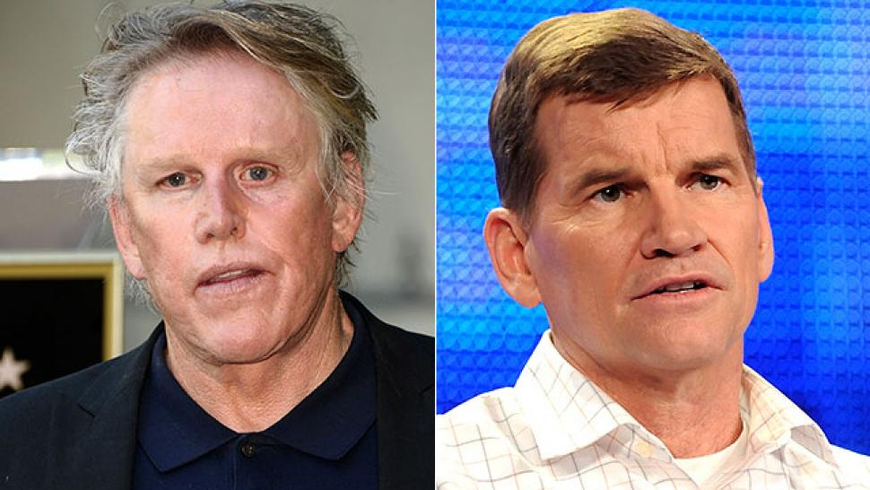 Gary Busey and Ted Haggard On 'Wife Swap'