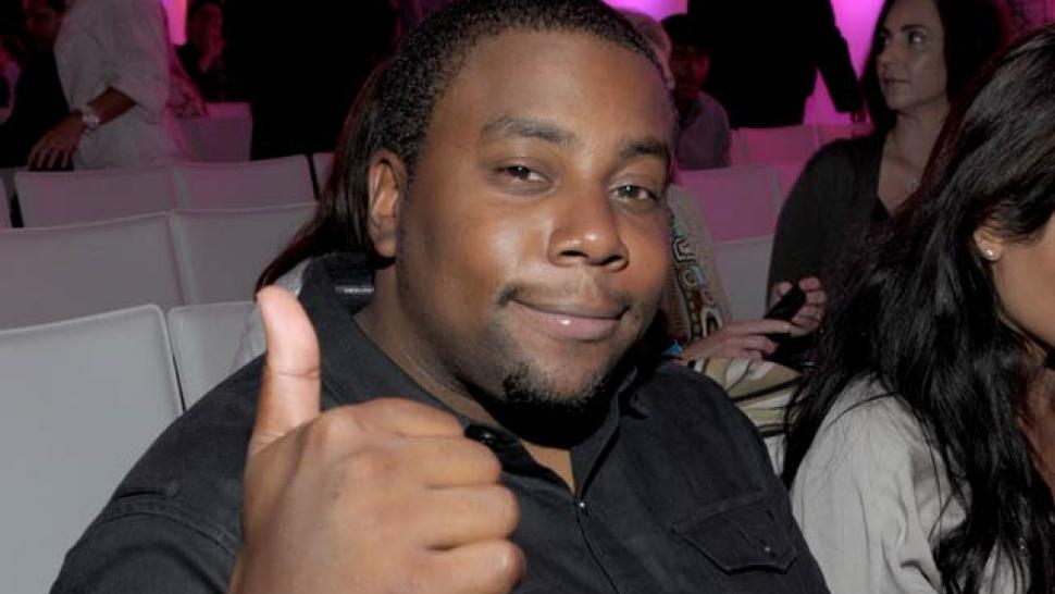 Kenan With Dreads