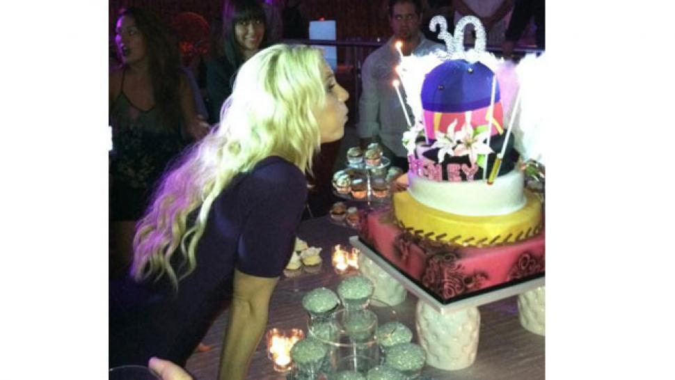 Britney Spears Celebrates Turning 30