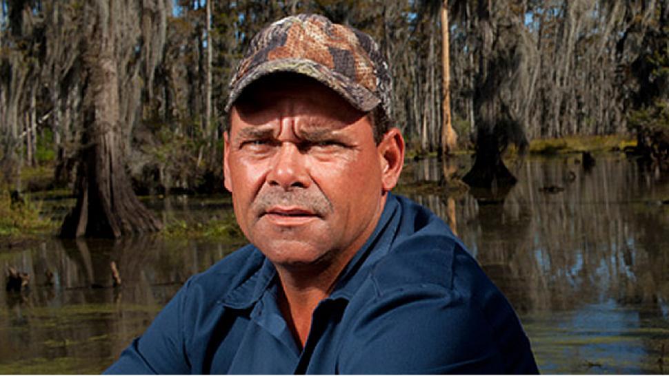 Swamp People Star Trapper Joe Arrested Entertainment Tonight