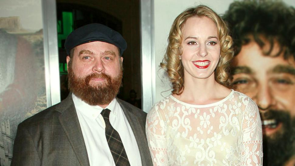 Zach Galifianakis And Wife Quinn Lundberg Welcome Baby No 2