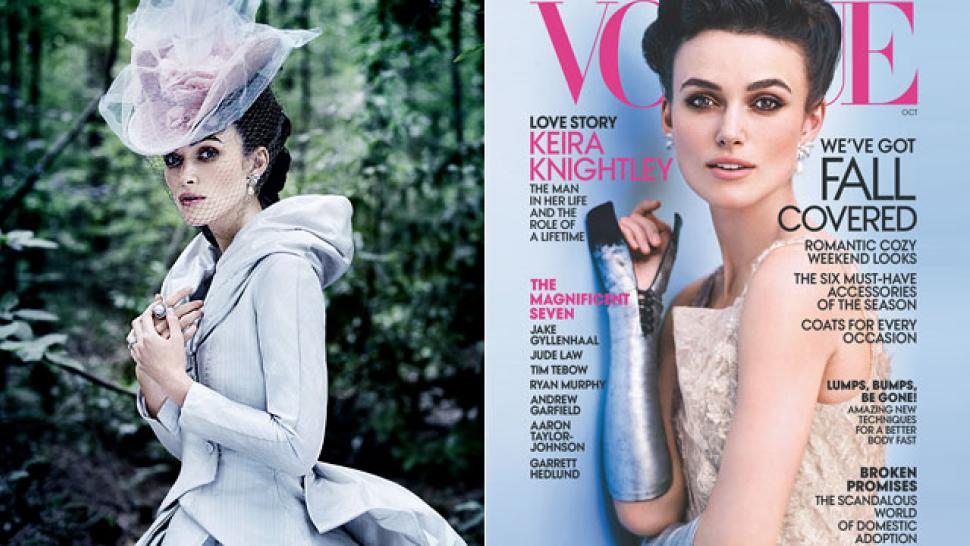 Keira Knightley: How I Choose My Sexy Roles