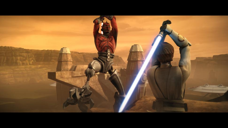 Exclusive: 'Star Wars: Clone Wars' Concept Art