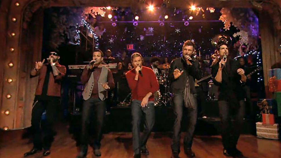 Backstreet Resurrects A Classic! | Entertainment Tonight