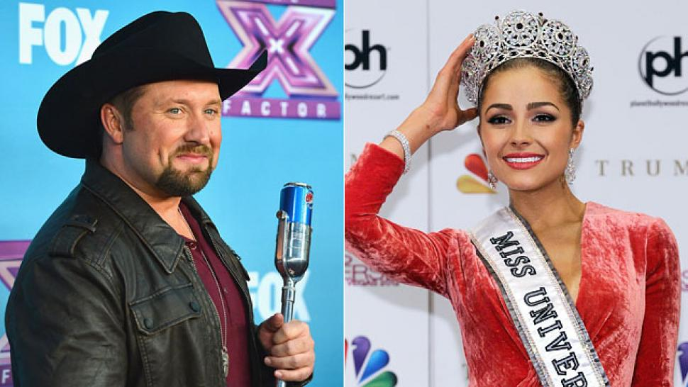 Buzzmakers: New 'X Factor' & Miss Universe Winners