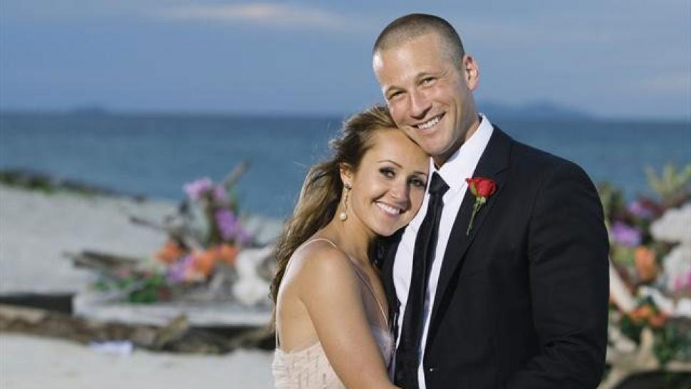 Ashley Hebert Wedding