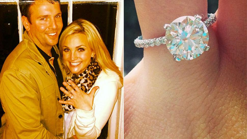 New Dating Sites >> Britney Spears' Sister Jamie Lynn is Engaged | Entertainment Tonight