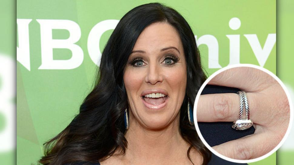 patti stanger wedding ring