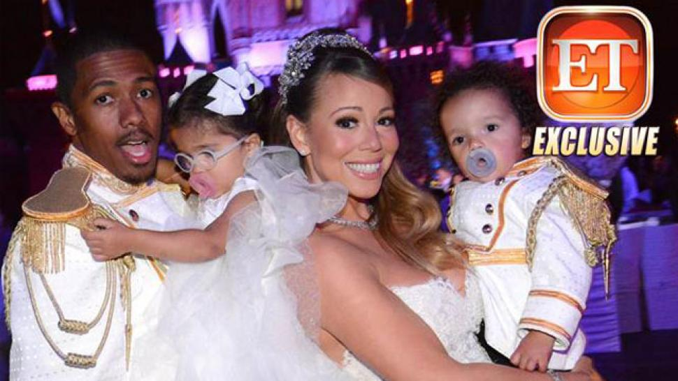 Exclusive Pic Details Mariah Nick Renew Vows