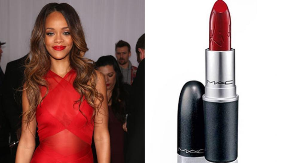 Rihanna's 'RiRi Woo' MAC Lipstick Debuts Thursday