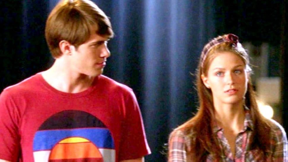 Glee Couple Alert Blake Melissa Are Dating Entertainment Tonight