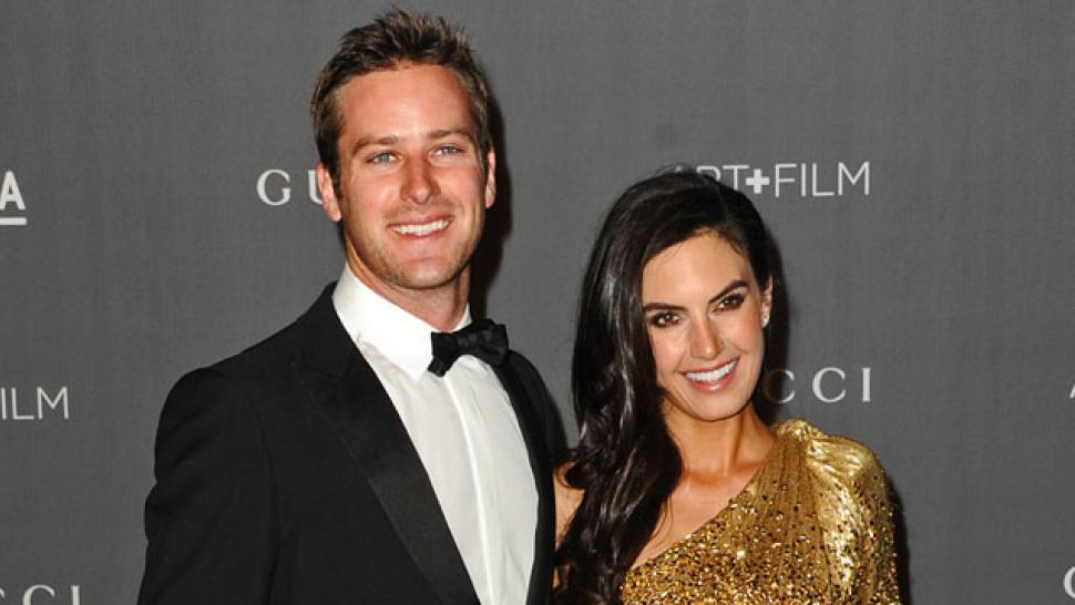 Armie Hammer Parents