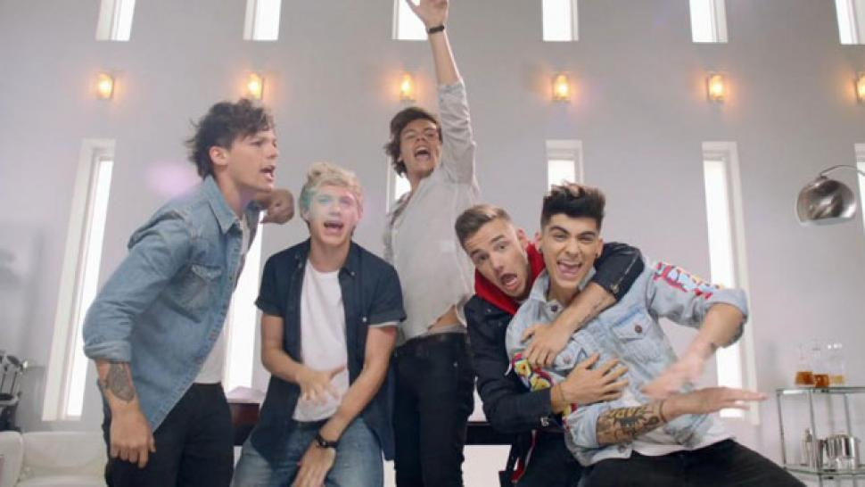 download one direction best song ever music video