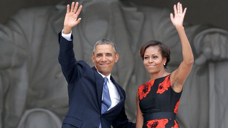 Resultado de imagem para michelle e barack obama