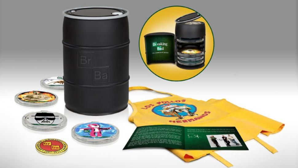 Go Inside The Complete 'Breaking Bad' Box Set