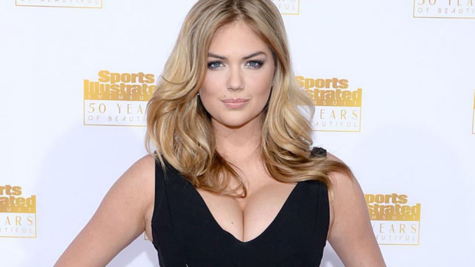 kate upton responds to nude photo leak | entertainment tonight