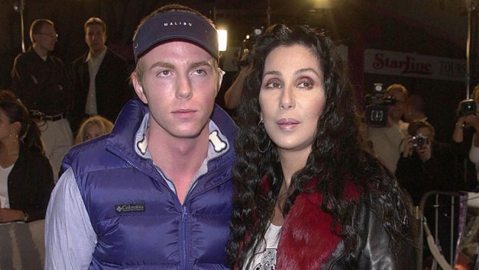 Cher's Son Elijah Blue Felt 'S...