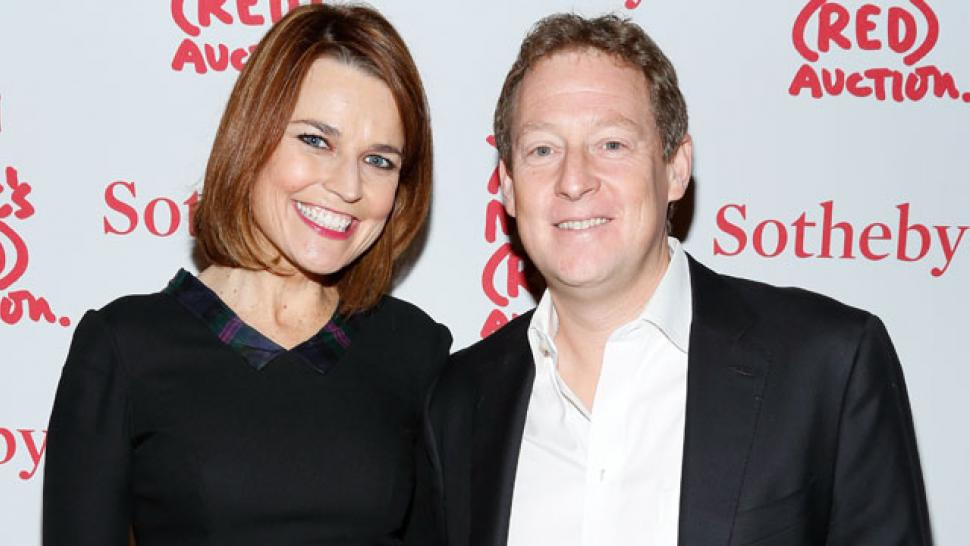 Today Show S Savannah Guthrie Married And Pregnant Entertainment Tonight