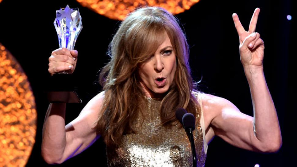 say what   allison janney makes shocking sexual remark at