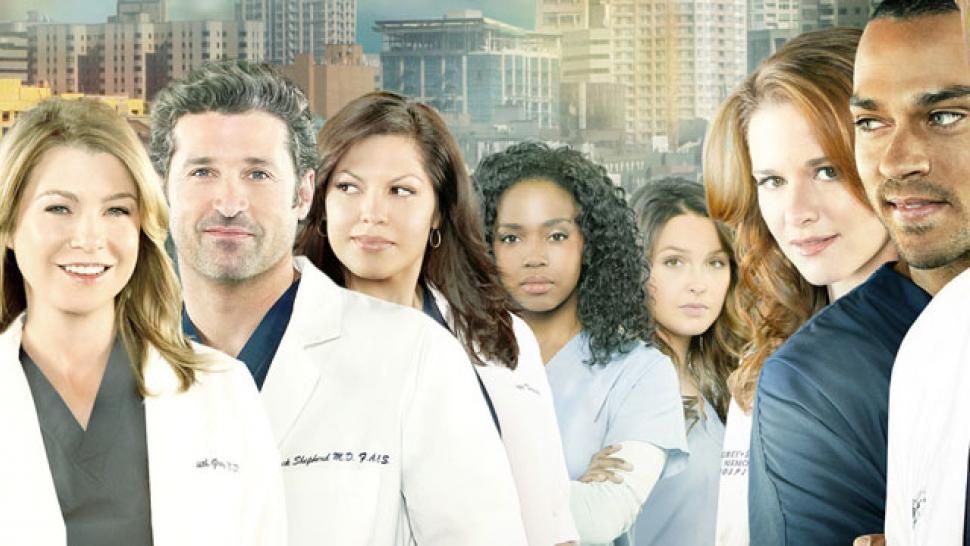 Grey\'s Anatomy\' Sarah Drew is Pregnant   Entertainment Tonight