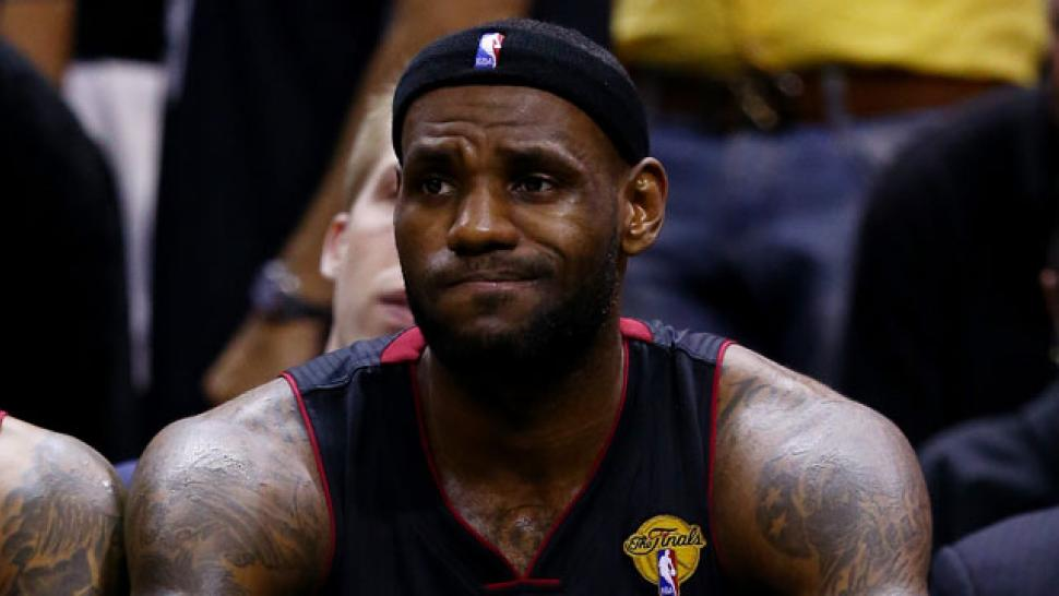 lebron james thesis With preps-to-pros players such as lebron james and kobe bryant arguably being the two biggest stars in the league, why would the league work so diligently to stop high school players from immediately joining the nba.