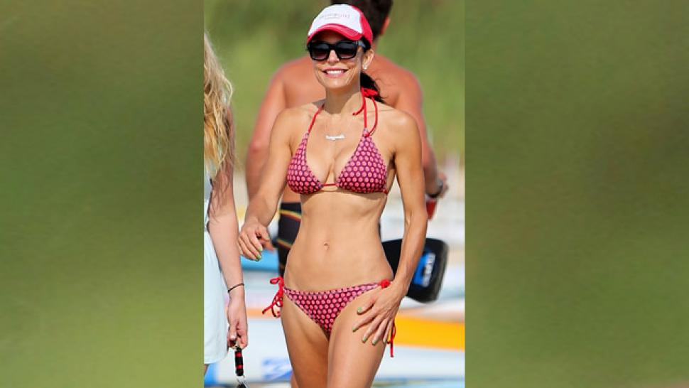 Nancy O Dell In Bikini