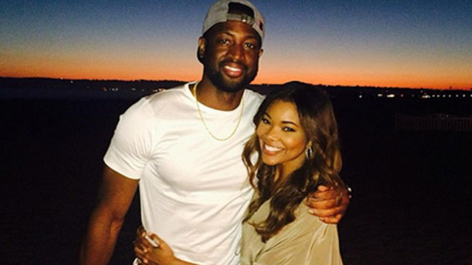 Gabrielle union and dwyane wade before their wedding entertainment gabrielle union and dwyane wade before their wedding junglespirit Image collections