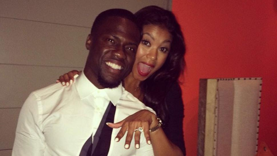 Kevin Hart Hits Back At His Engagement Rs