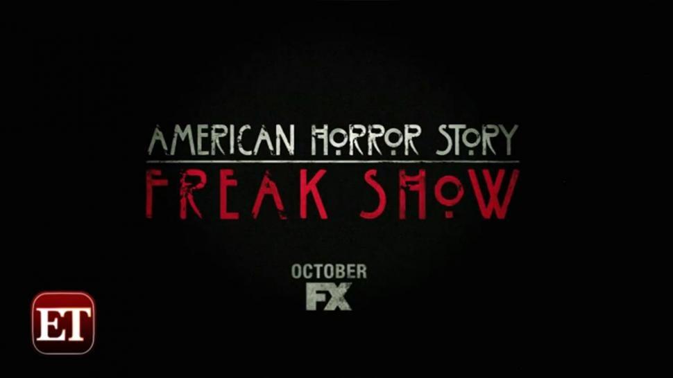 'American Horror Story': Season 4 Premiere Date Revealed-Plus, Watch the 'Freak Show' Trailer! - Entertainment Tonight'American Horror Story': Season 4 Premiere Date Revealed-Plus, Watch the 'Freak Show' Trailer! - 웹