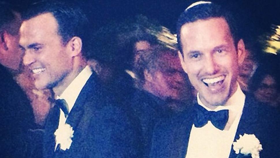 Glee Actor Cheyenne Jackson Marries Jason Landau