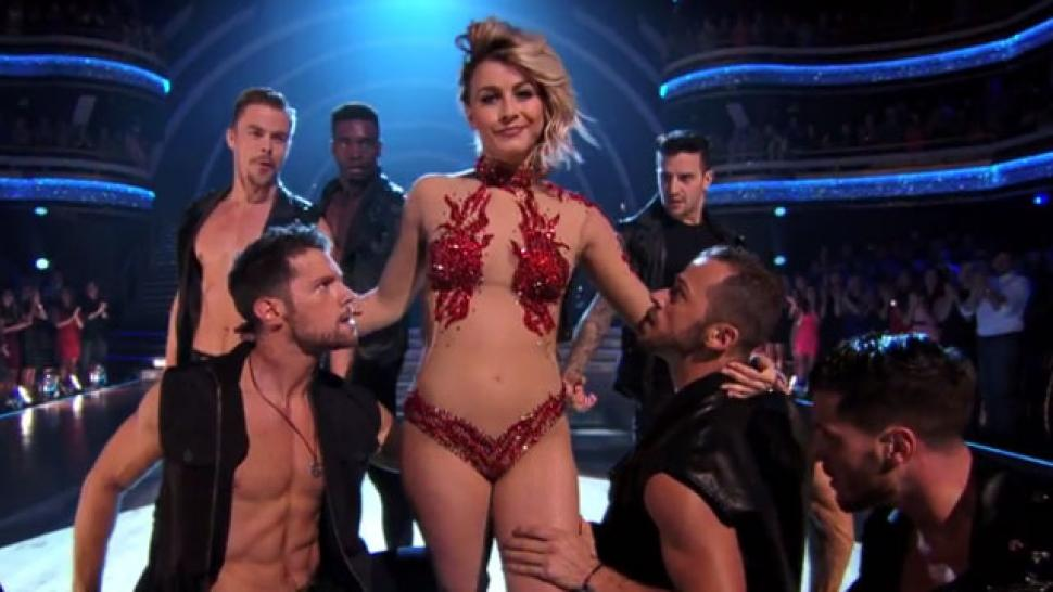dancing wit stars nude