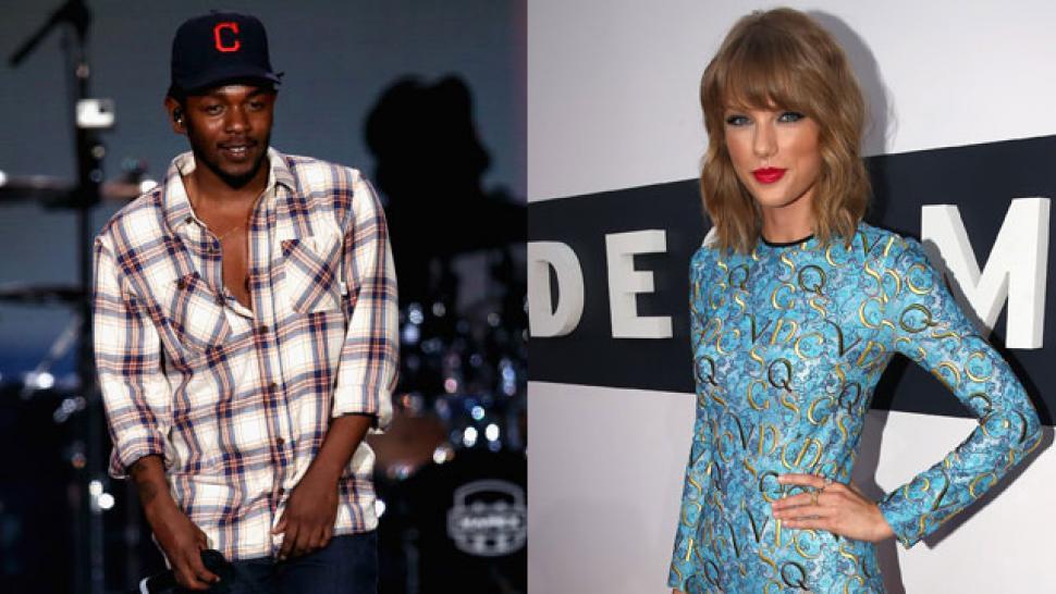 Kendrick lamar dating taylor
