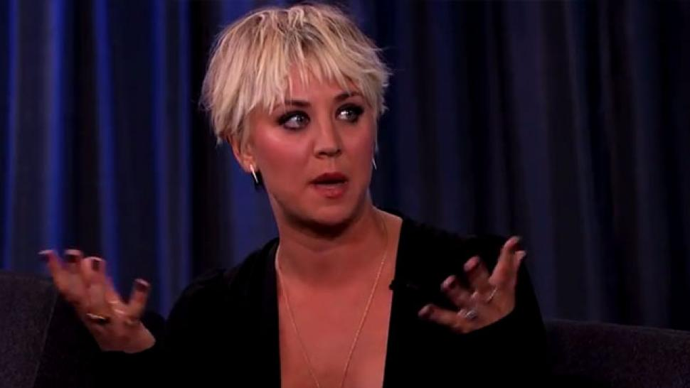 Has kaley cuoco ever taken nude photos