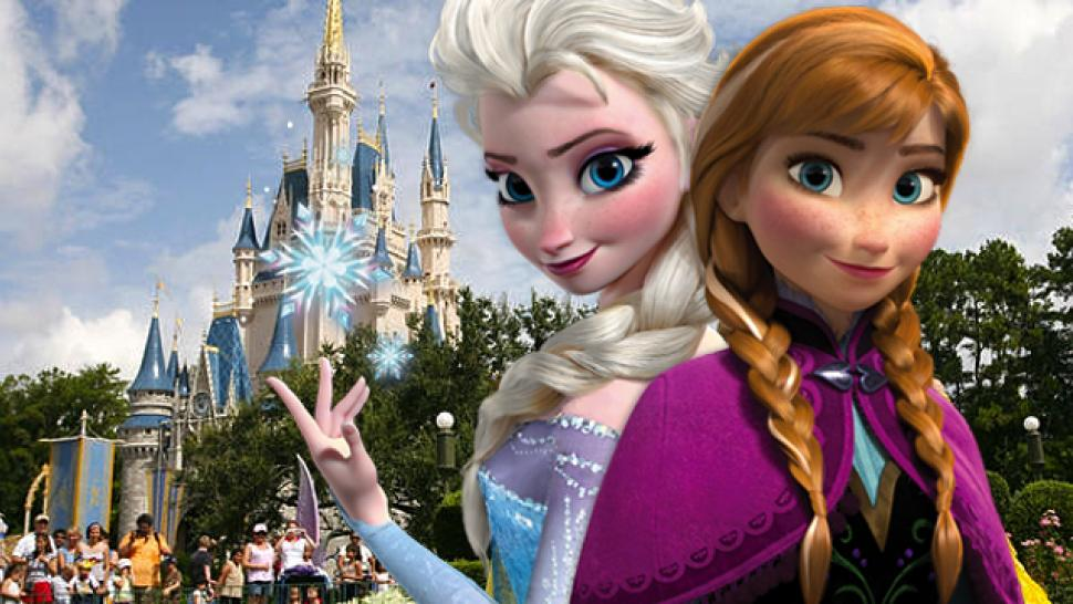 A Frozen Ride Is Coming To Disney World Entertainment