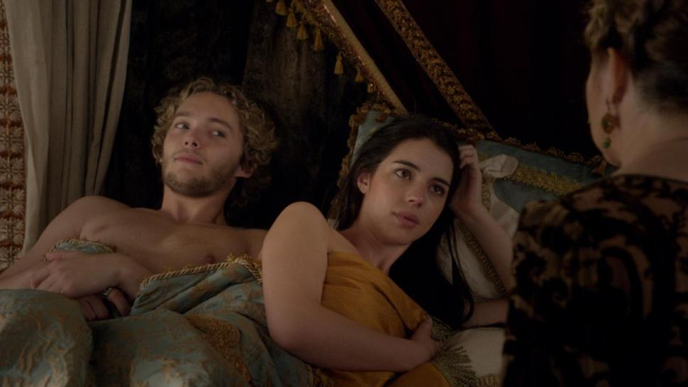 Exclusive Reign Sneak Peek Mary S Pregnant But