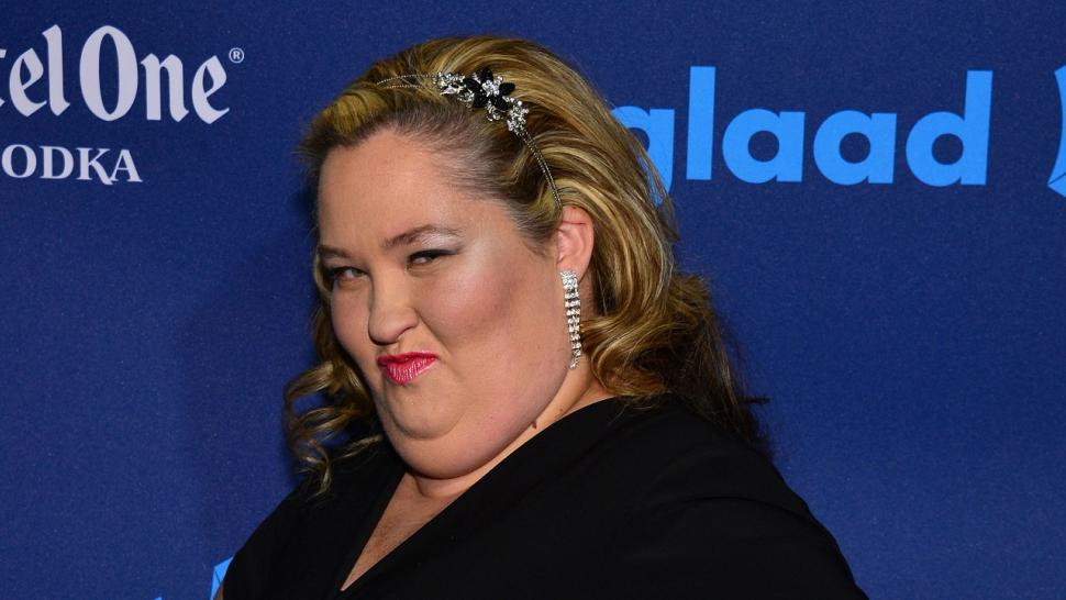 Mama june after hot yoga