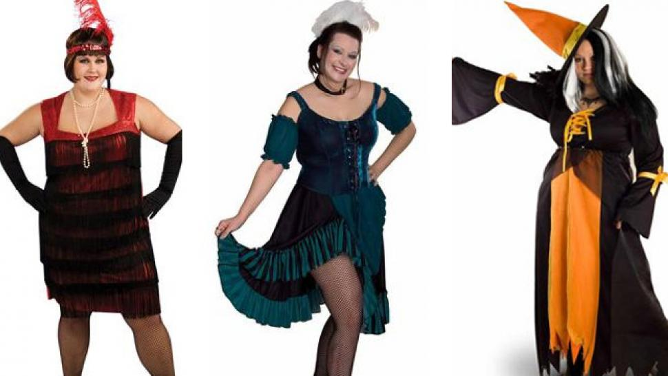 Whoops! Walmart Offers 'Fat Girl' Halloween Costumes ...