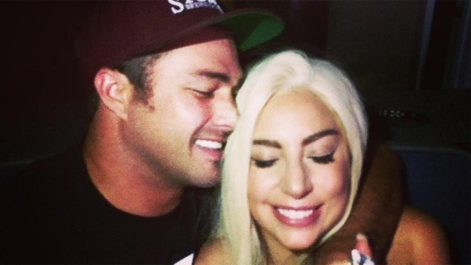 Chicago fire dating lady gaga