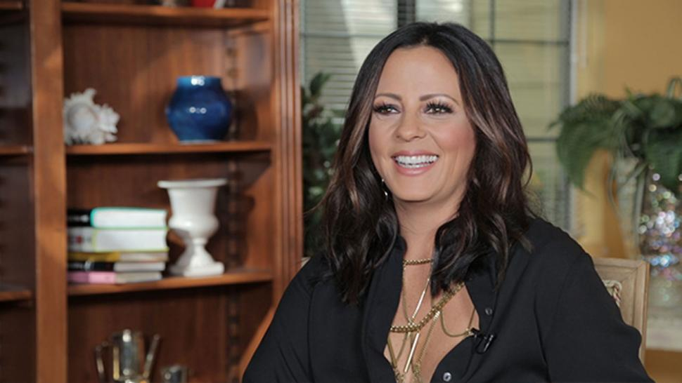 sara evans on  u0026 39 nashville u0026 39  guest role and being the real