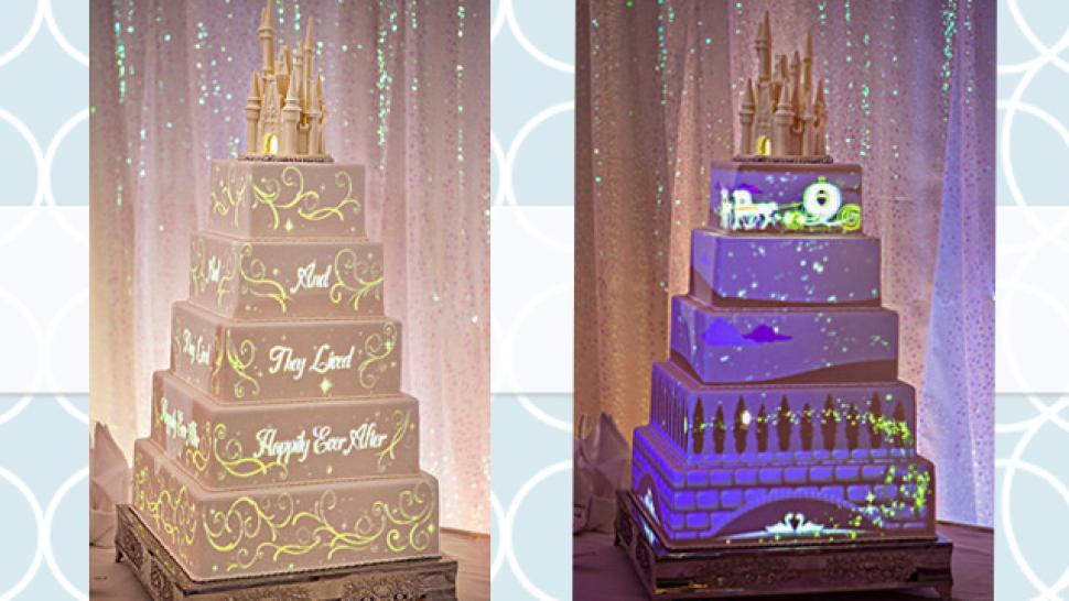 This Disney Wedding Cake Is The Most Insane Thing We Ve