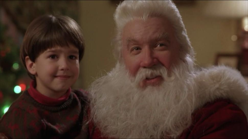 flashback the santa clause turns 20 behind the scenes
