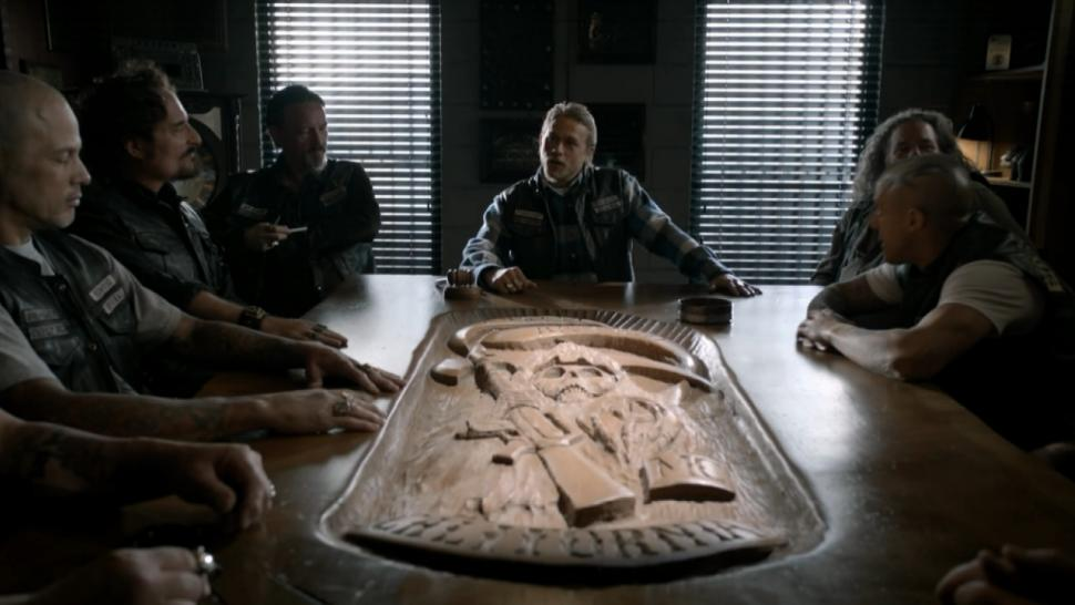 Find Out What The Sons Of Anarchy Cast Will Steal From Set After