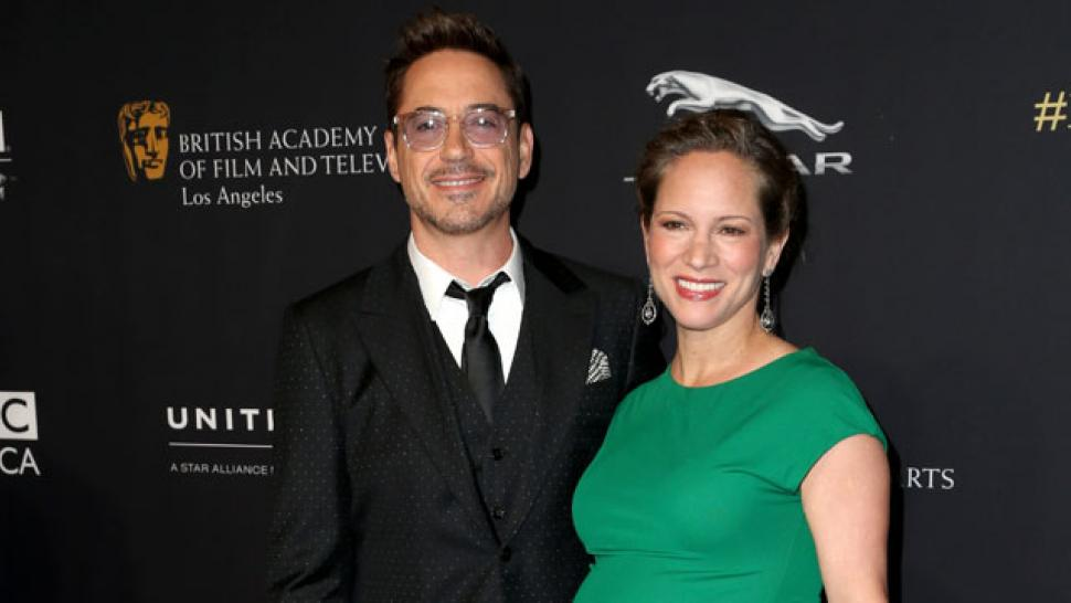 Robert Downey Jr Celebrates Tenth Wedding Anniversary With Sweet