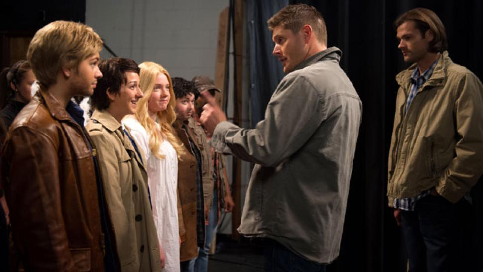 EXCLUSIVE! Jared Padalecki is a Nerd, Jensen Ackles is a Fashionista and More 'Supernatural' Secrets!