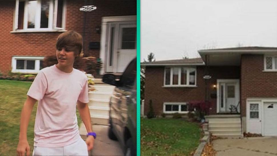 Justin Bieber S Childhood Home For Sale With Furniture